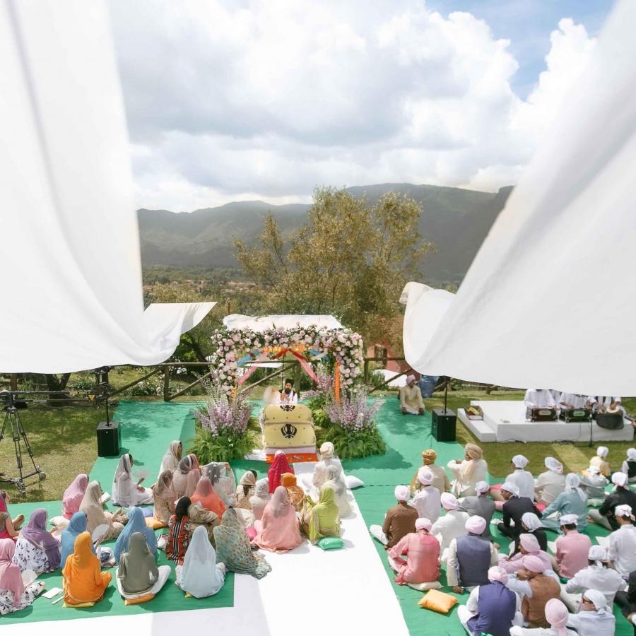 Tuscany Asian Wedding Photography