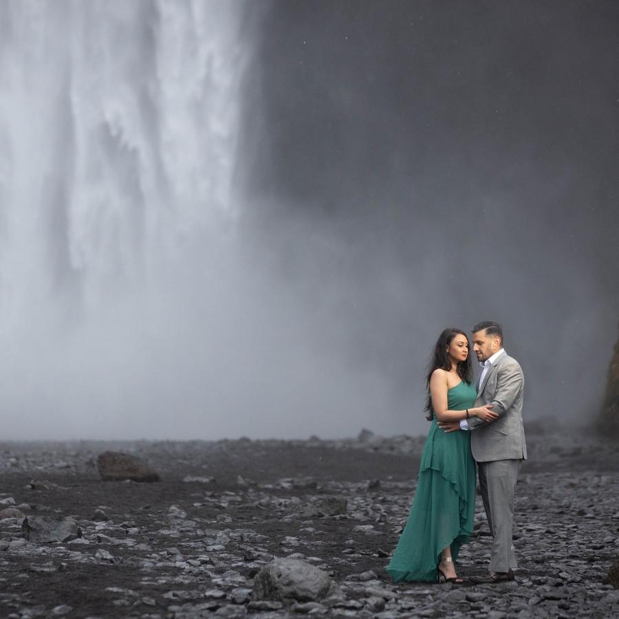 Iceland Asian Wedding Photography